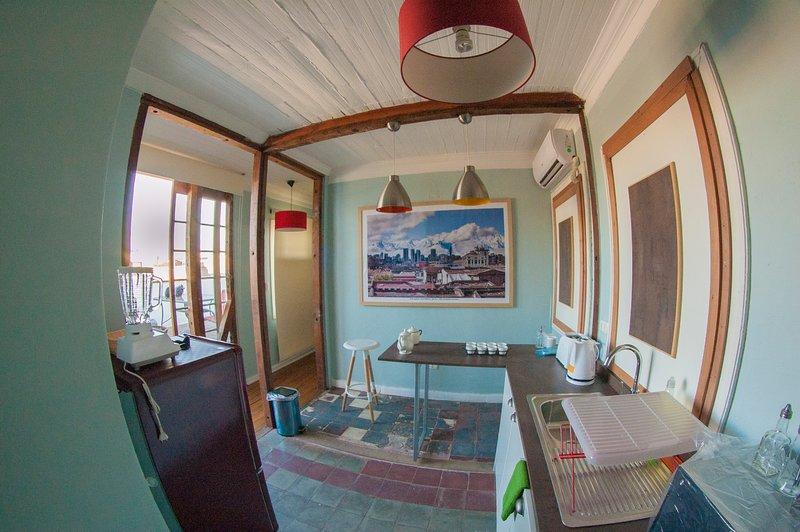 Donwey-Mozó: Leonor Encina Heritage Apartment, holiday rental in Lo Solar