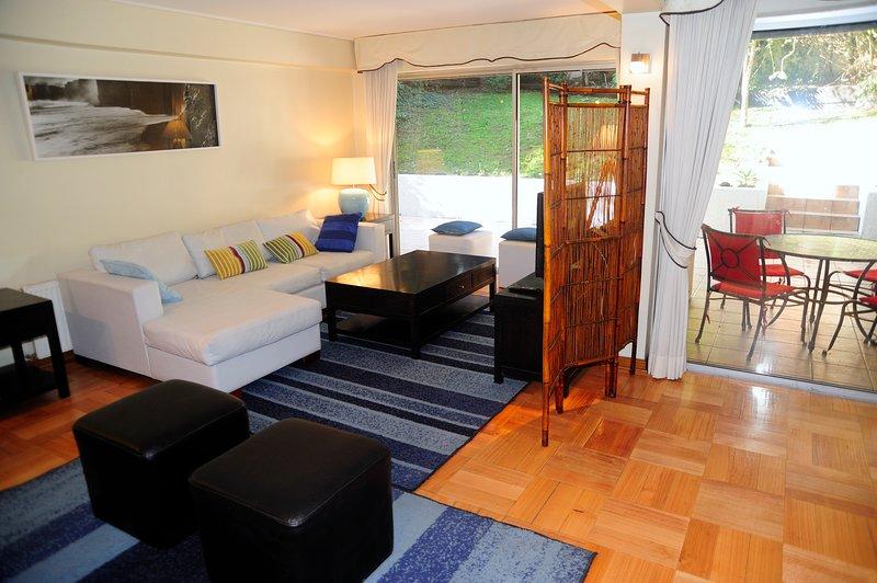 Jardín Privado Apartamento El Golf, holiday rental in Chicureo