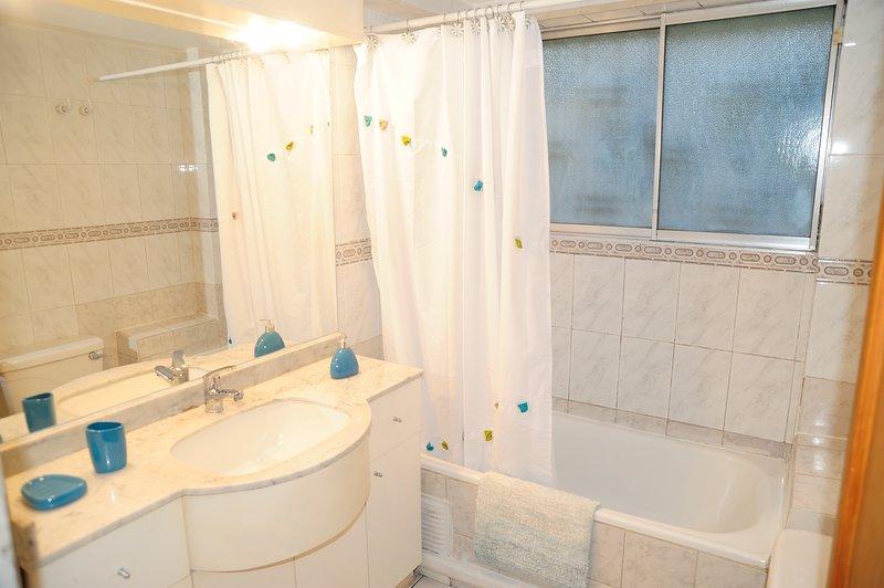 Ensuite / Salle de bain privée