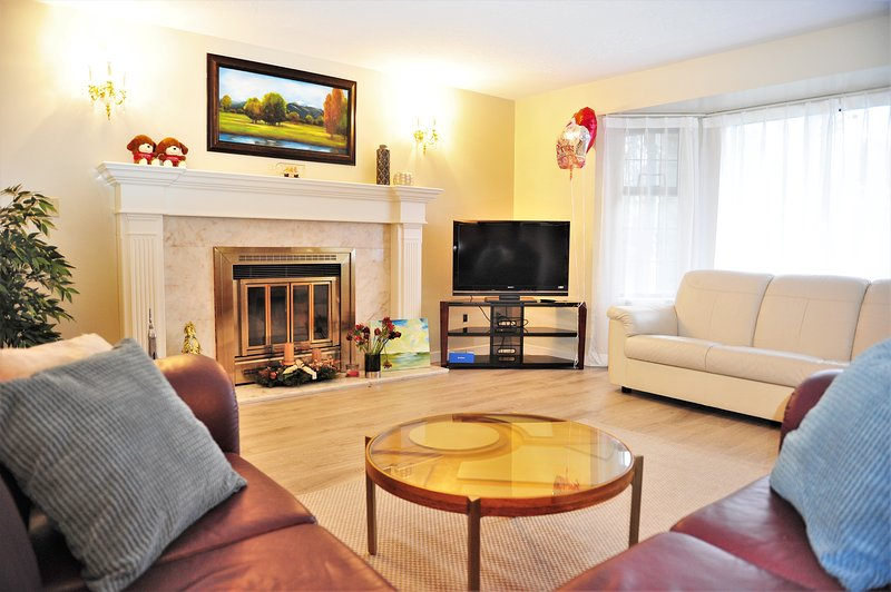 Comfortable House near Blueberry Farm, holiday rental in Richmond