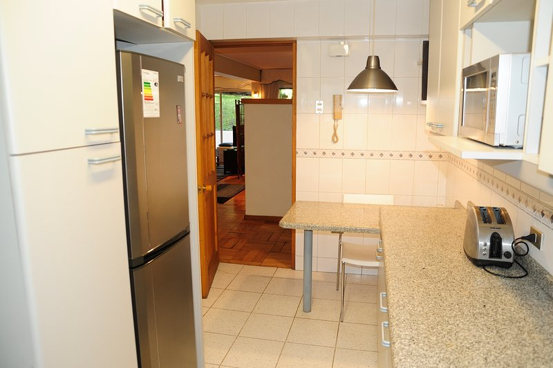 Cozinha com aquecimento / cozinha com aquecimento