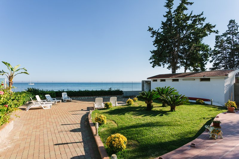 Garden - Solarium beachfront