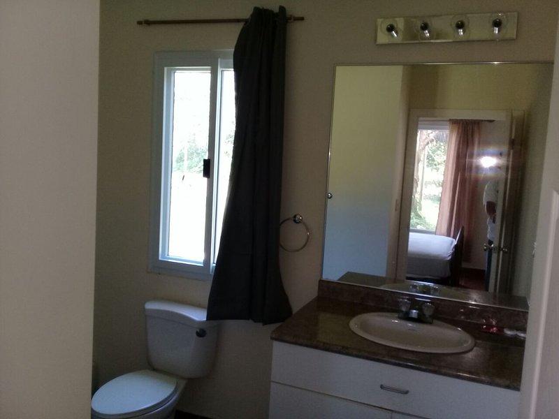 Votre salle de bain personnelle / douche dans une villa