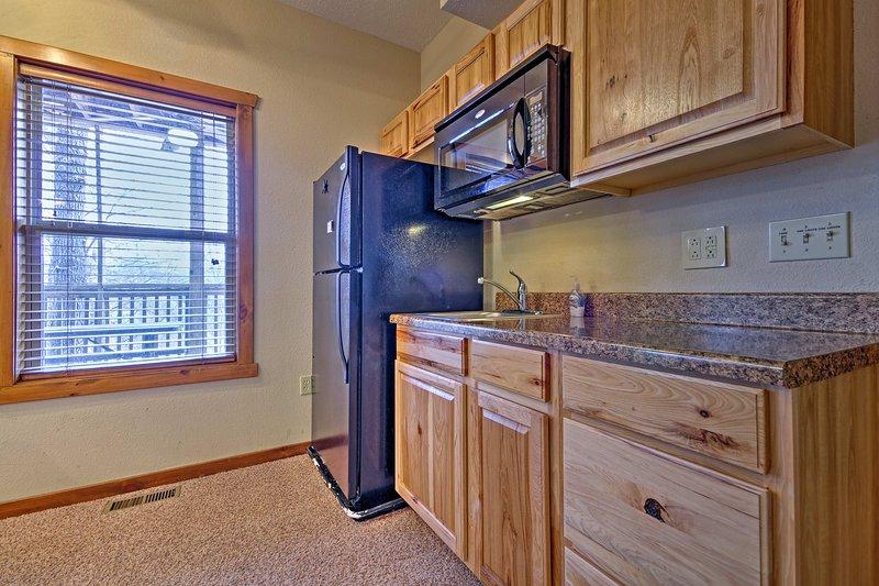 Rendez-vous à la cuisine du sous-sol et se fissurer un froid.
