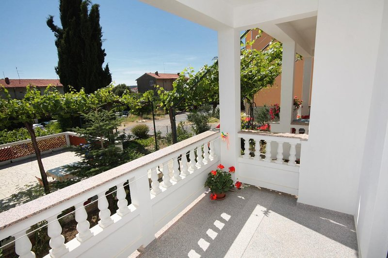 Terrasse, Surface: 6 m²