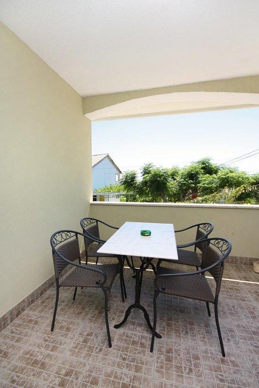 Terrace, Surface: 8 m²