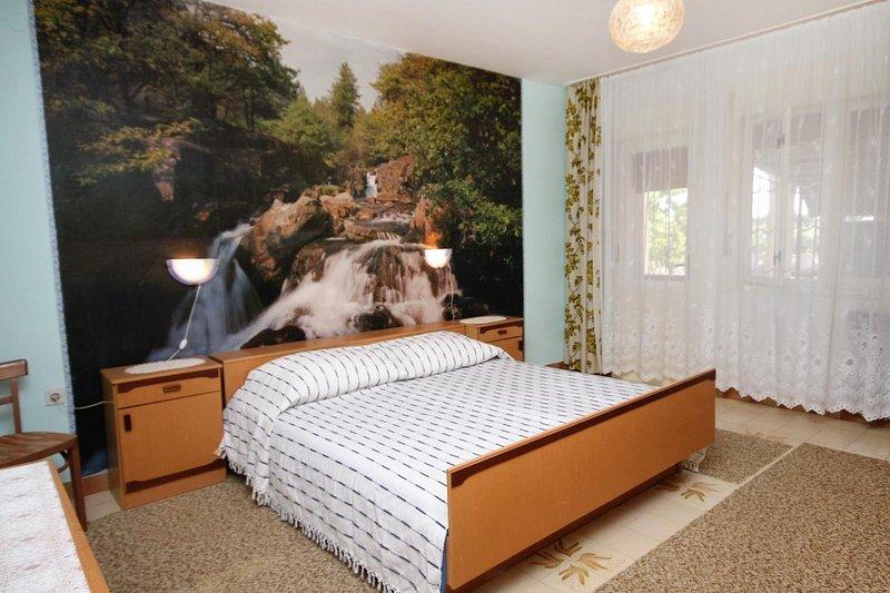 Slaapkamer 1 Oppervlakte: 21 m²
