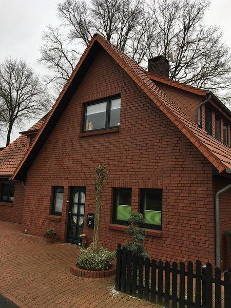 Neue Ferienwohnung in Colnrade - Wildeshauser Geest, location de vacances à Harpstedt
