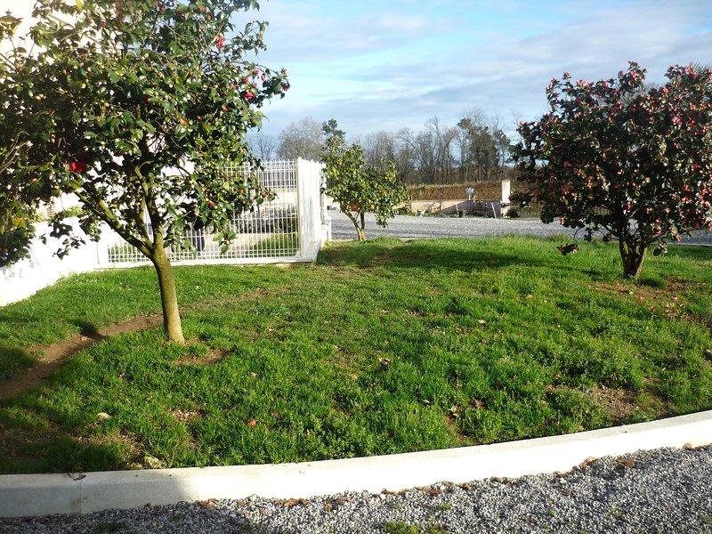 Cottage Broustic - Lahosse - Garden