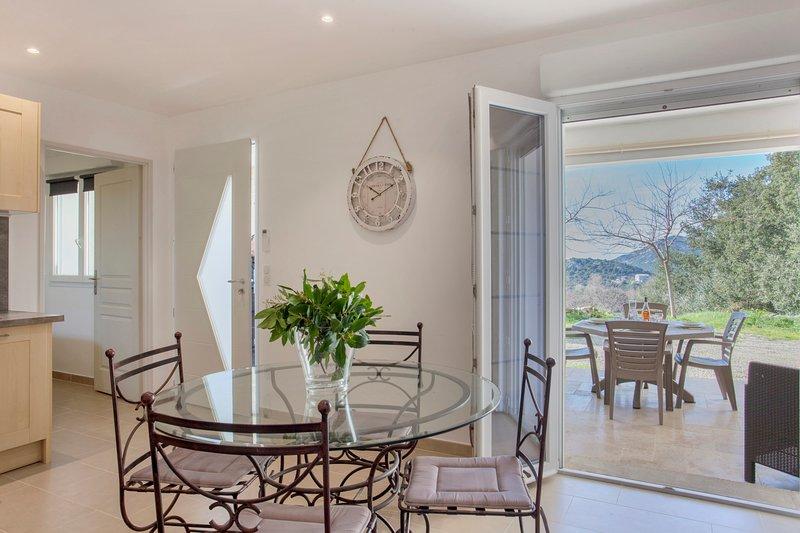 Domaine Ghjulia - Casa Fiumorbu, location de vacances à Barbaggio