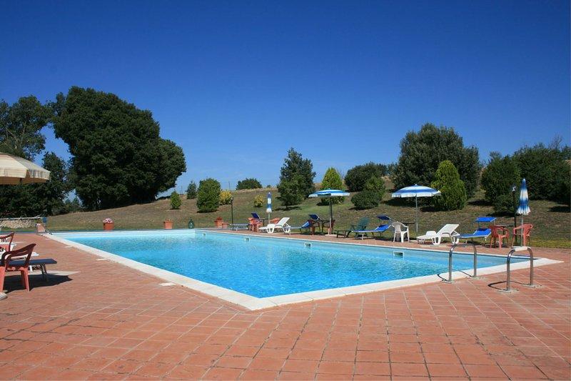 Borgonuovo Apartment Sleeps 4 with Pool - 5490357, holiday rental in Cignano