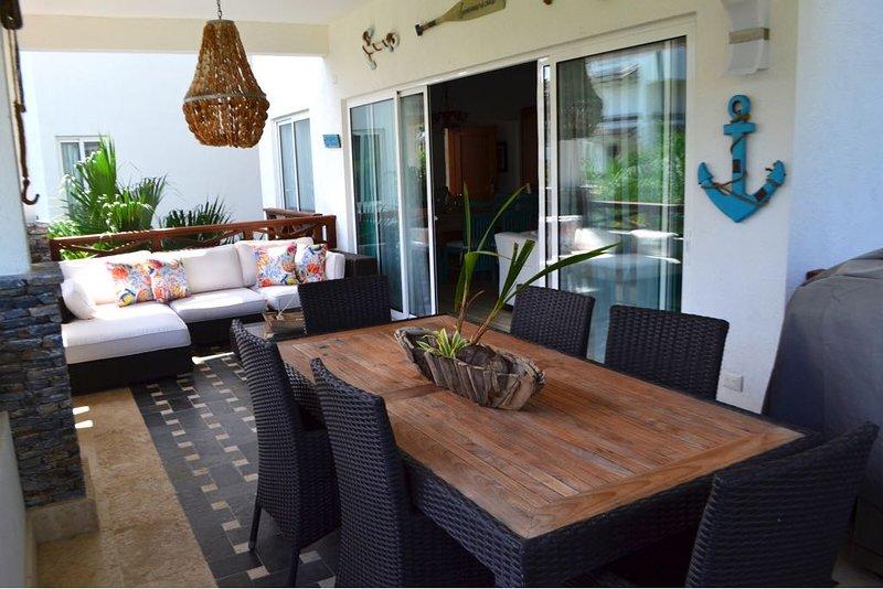 Balcones del Atlantico, holiday rental in Pedro Brand