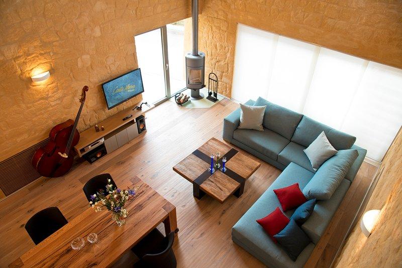Kontomari Villa Sleeps 8 with Pool and Air Con - 5579573, alquiler vacacional en Kontomari