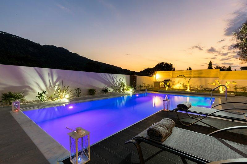 Filerimos Bellevuevilla, holiday rental in Ialyssos
