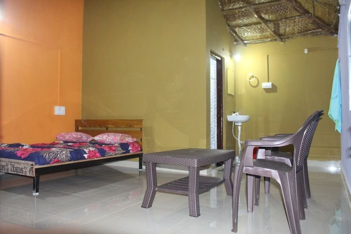 Sangam Homestay Deluxed Room 4, vacation rental in Dandeli