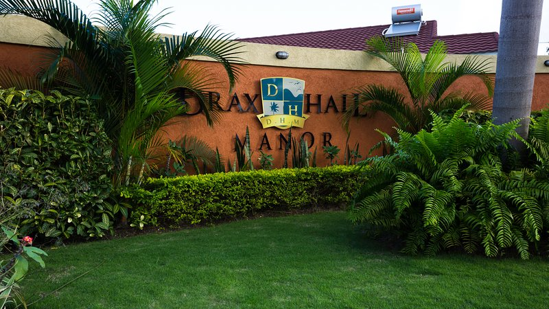 High-end gated community Drax Hall Manor