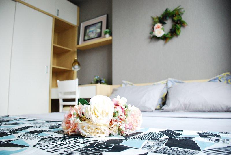 Gemeinsamer Schlafzimmer
