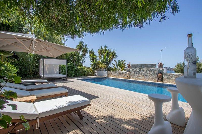 Villa Tala, location de vacances à Roca Llisa