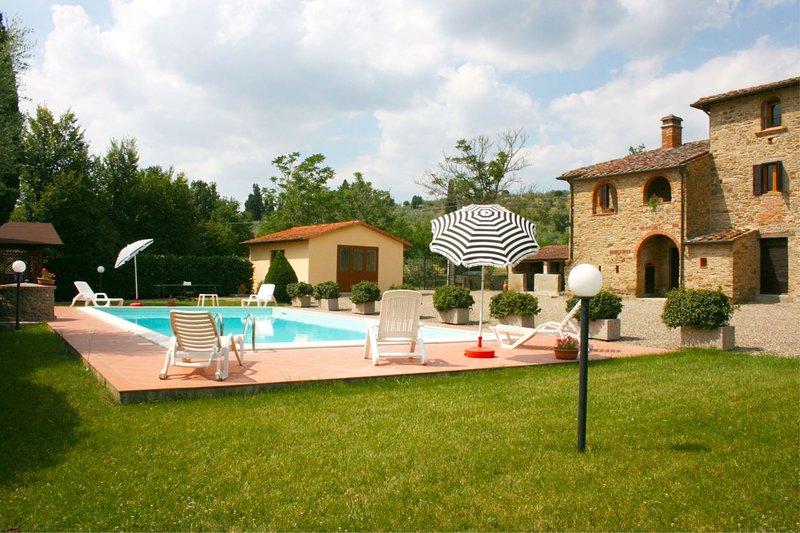 IL PASQUALINO, holiday rental in Vitiano