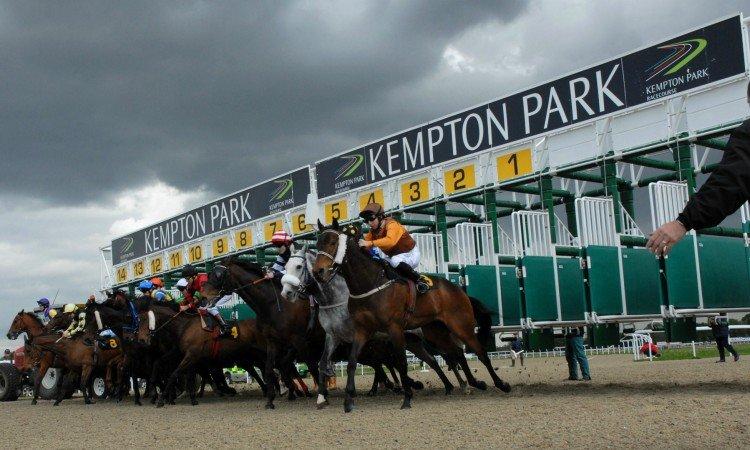 Kempton Park Racecourse - approx 3.5 miles