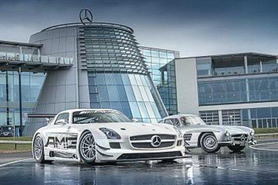 Mercedes Benz World - 10.7 miles