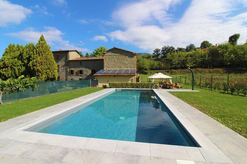 ANTICO MULINO, holiday rental in Palazzo del Pero