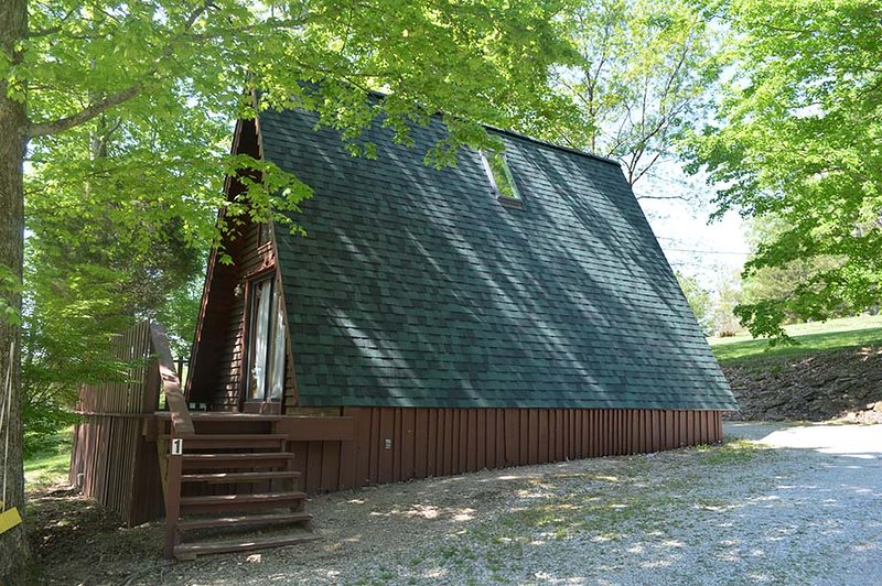 Cabin One A Frame, vacation rental in Taswell