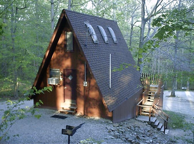 Cabin Four A Frame, vacation rental in Taswell