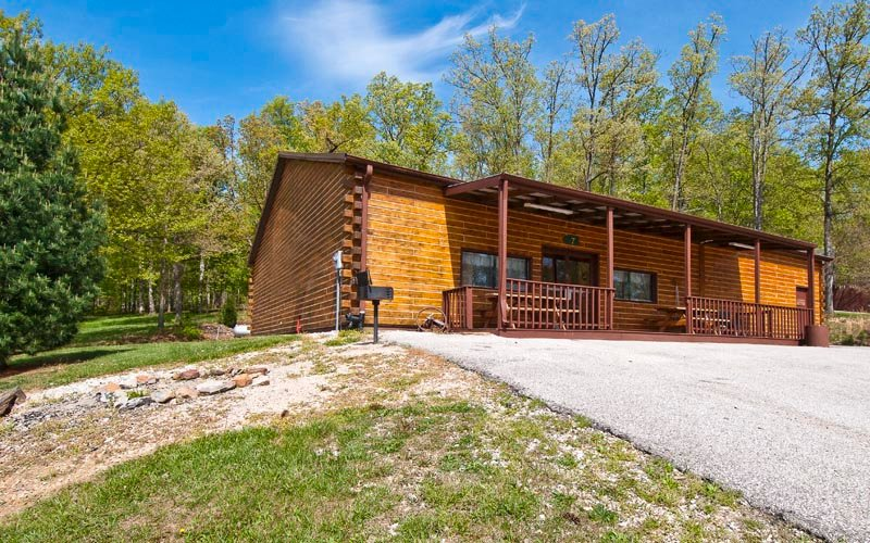 Cabin Seven-B Adjoining, vacation rental in Taswell