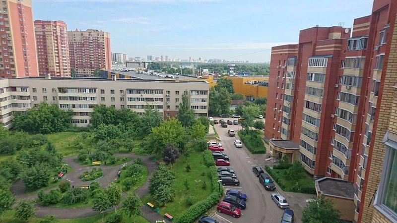 ❦Tremendous (110m²) 3-bedroom flat with 2 loggias❦, vacation rental in Khimki