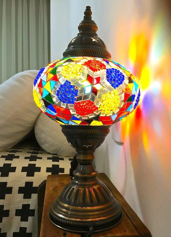 Detalle, lámpara / detalle, lámpara