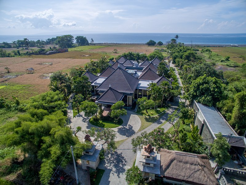 Kori Maharani Villas - 1, alquiler de vacaciones en Keramas