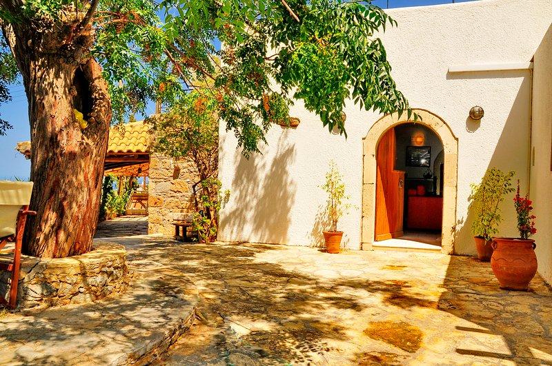 Kritamon Traditional Residence, alquiler vacacional en Chersonisos