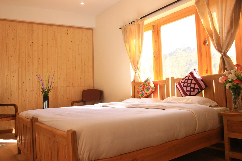 The Empyrean House, holiday rental in Leh