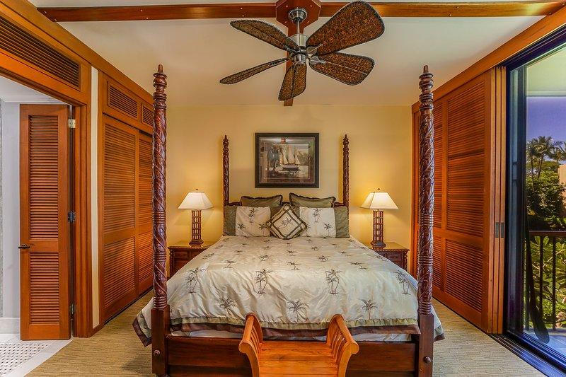 2 quartos com cama king size