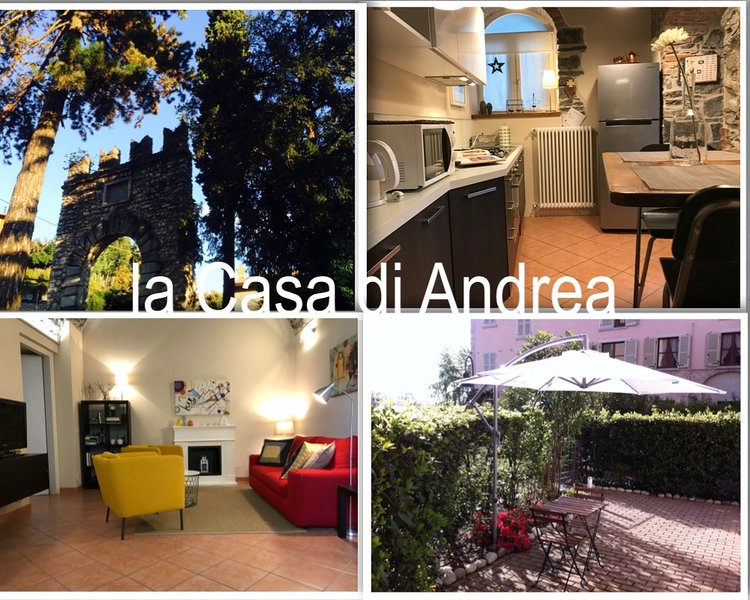 La Casa di Andrea, holiday rental in Como