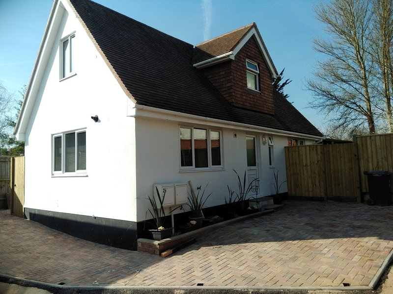 Detached Holiday Home in Exmouth, Devon., vacation rental in Woodbury Salterton