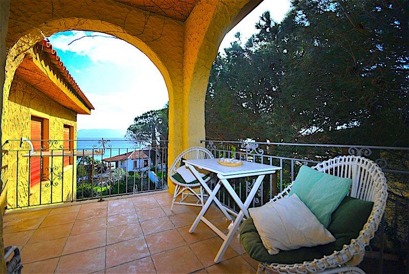 Casa Margherita  Fantastica casa sul  mare della bellissima Pittulongu – semesterbostad i Olbia