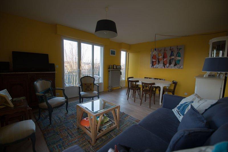 Appartement T3 Dinard, vacation rental in Dinard