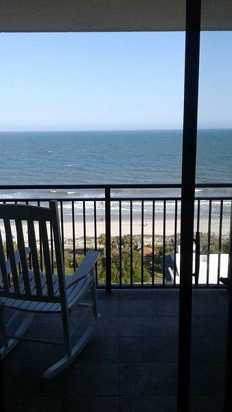Cozy Condo Ocean Front Getaway spo
