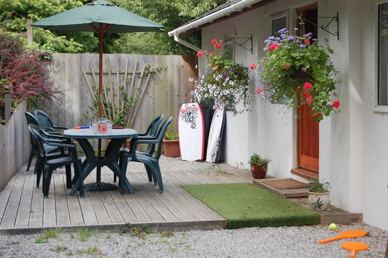 Cottage style holiday let, holiday rental in Saint Germans