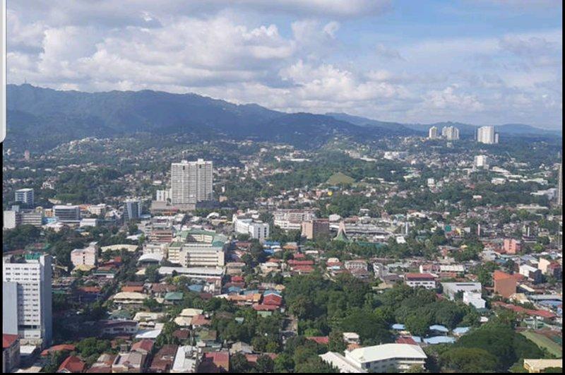 View from bedroom (51st Floor)