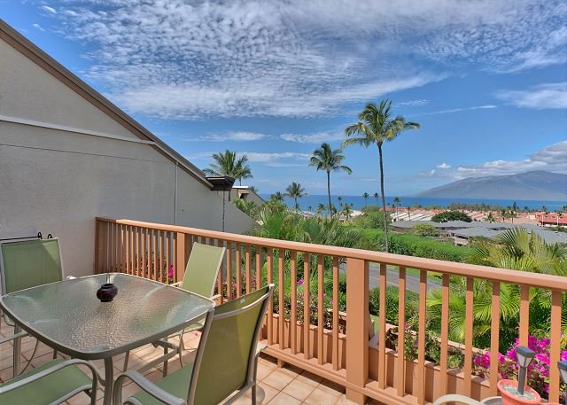 Magnificent Ocean View from Maui Kamaole #L-205