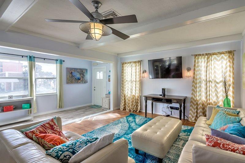 Three Oars Beachside Bungalow, location de vacances à Daytona Beach