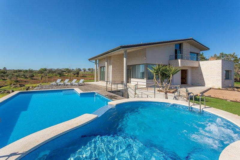 Villa Triay, alquiler de vacaciones en Ca'n Picafort