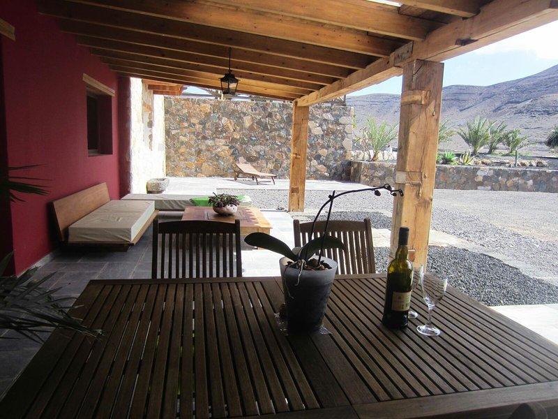 Casa Perenquén, holiday rental in La Lajita