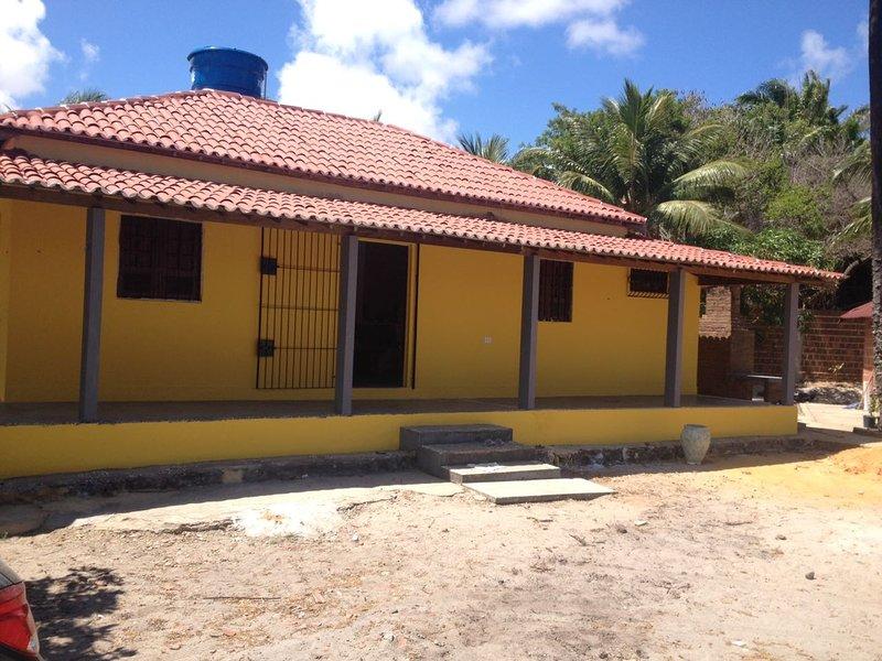 Pitimbu - Paraiba, Casa de Praia Azul - bis 6 Personen - Großartiger Strand, aluguéis de temporada em Paraíba