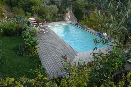 Maisons de vignerons, piscine et vue sur le Cher, vacation rental in Pontlevoy