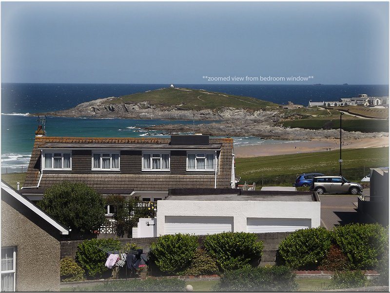 Fantastic refurbished house, with sea views, Ferienwohnung in Newquay