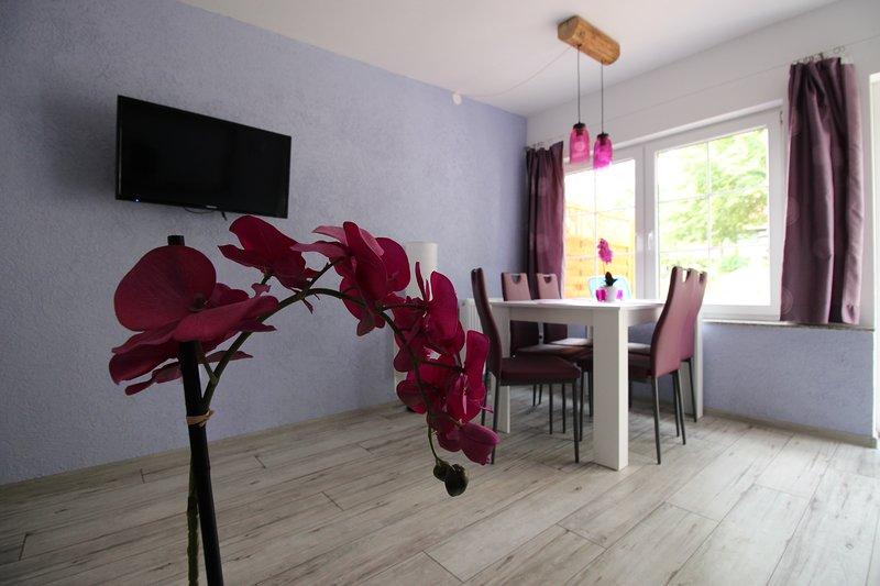 Wohnen in der Schorfheide, holiday rental in Joachimsthal